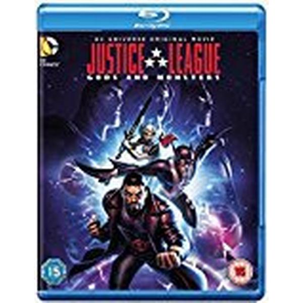 Justice League: Gods & Monsters [Blu-ray] [2015] [Region Free]